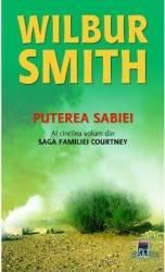 Puterea sabiei - Wilbur Smith Carti