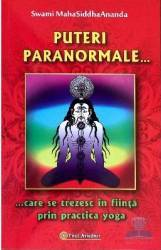 Puteri paranormale - Swami MahaSiddhaAnanda