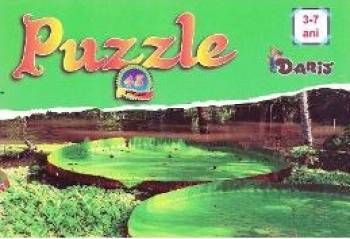 Puzzle - Colectia Peisaje 1 - 48 de piese 3-7 ani