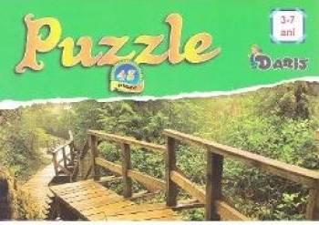 Puzzle - Colectia Peisaje 3 - 48 de piese 3-7 ani