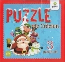 Puzzle de Craciun Carti