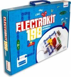 Puzzle electronic cu 198 experimente - Miniland Puzzle si Lego