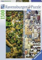 PUZZLE NEW YORK 1500 PIESE Ravensburger Puzzle