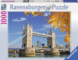PUZZLE TOWER BRIDGE 1000 PIESE Ravensburger Puzzle