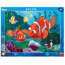 Puzzle - Aventurile lui Nemo 40 piese Jucarii si Jocuri