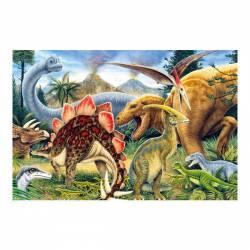Puzzle - Dinozauri 66 piese Jucarii si Jocuri