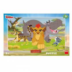 Puzzle - Garda Felina 15 piese Jucarii si Jocuri