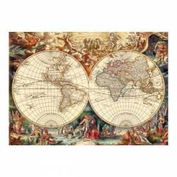 Puzzle - Harta istorica a lumii 1000 piese Jucarii si Jocuri