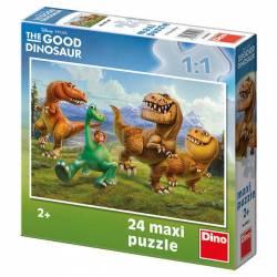 Puzzle de podea - Dinozauri 24 piese Jucarii si Jocuri