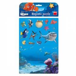 Puzzle magnetic - Nemo 17 piese Jucarii si Jocuri