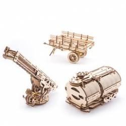 Puzzle Mecanic Atasamente pentru camion Cadouri