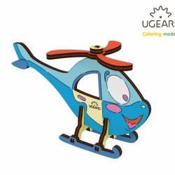 Puzzle Mecanic Elicopter Cadouri