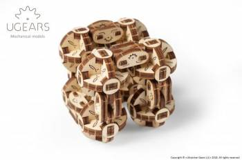 Puzzle Mecanic Flexi-cubus Cadouri