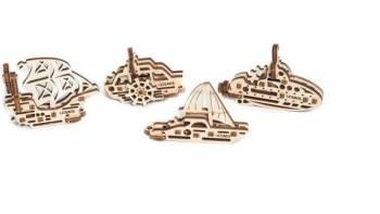 Puzzle Mecanic Vapoare Cadouri
