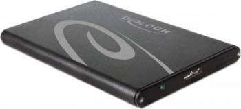 Rack Extern Delock 2.5 inch HDD SATA - USB 3.0 7mm Rack uri