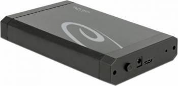 Rack Extern Delock 42591 SATA HDD - USB 3.1 Rack uri