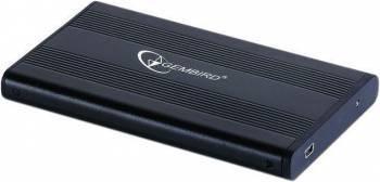 Rack extern Gembird 2.5 inch SATA USB 2.0 Black