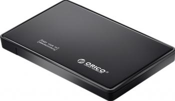 Rack extern Orico 2588US 2.5 inch SATA USB 2.0 Black Rack uri
