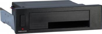 Docking Station Inter-Tech SinanPower X-3534 5.25 inch SATA 2 Negru Rack uri