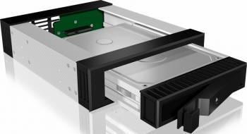Rack intern RaidSonic Icy Box IB-129SSK-B 2.5inch 3.5inch negru Rack uri