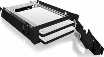 Rack intern RaidSonic Icy Box IB-2227StS 2x 2.5inch negru Rack uri