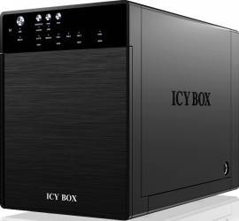 Rack RaidSonic Icy Box IB-3640SU3 4x 3.5inch negru Rack uri