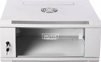 Rack Server Digitus DN-W19 06U/450 6U 600x450mm RAL 7035 Gri Rack uri Server