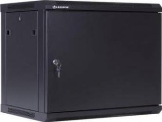 Rack Server Linkbasic 19 inch 9U 600x450mm Negru Rack uri Server