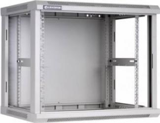 Rack Server Linkbasic 19 inch 9U 600x600mm Gri Rack uri Server