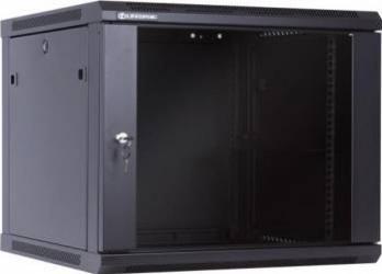Rack Server Linkbasic 19 inch 9U 600x600mm Negru Rack uri Server