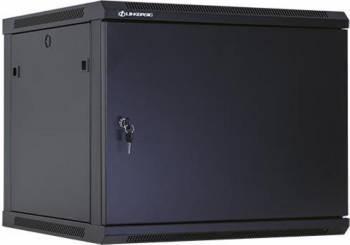 Rack Server Linkbasic WCB09-66-AAA-C 19 inch 9U 600x600mm Negru Rack uri Server