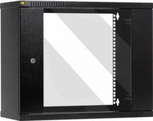 Rack Server Netrack 019-090-240-012 19 inch 9U/240 mm Graphite Rack uri Server