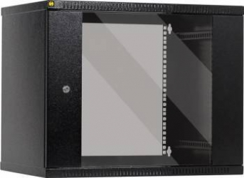 Rack Server Netrack 019-090-400-012 19 inch 9U/400mm Graphite Rack uri Server