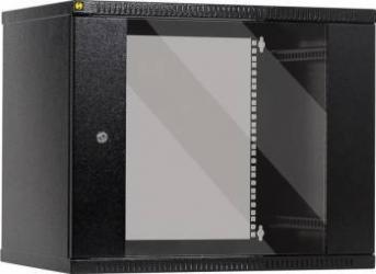 Rack Server Netrack 019-090-400-012 19 inch 9U/400mm Graphite Rack uri Server