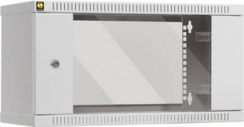 Rack Server Netrack 19 inch 4.5U 240 mm Gri Rack uri Server