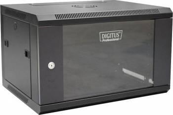 Rack Server Netrack Digitus DN-W19 06U/450/B 6U 600x450mm RAL 9004 Negru Rack uri Server