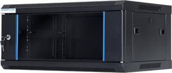 Rack Server START.LAN 19 inch 4U 600x450mm Negru Rack uri Server