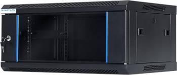 Rack Server START.LAN 19 inch 4U 600x450mm Negru Rack uri Server