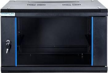 Rack Server START.LAN 19 inch 6U 600x600mm Negru Rack uri Server