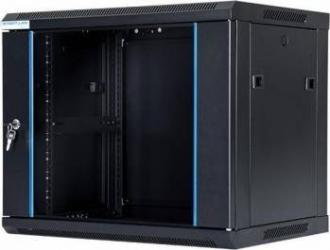 Rack Server START.LAN 19 inch 9U 600x450mm Negru Rack uri Server