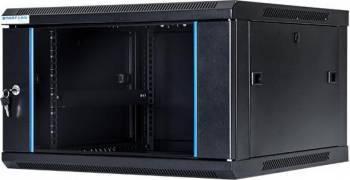 Rack Server START.LAN 6U 600x450mm Negru Rack uri Server