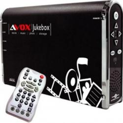 Rack Vantec Extern HDD 3.5 inch NexStar Evolution Jukebox AVOX-2 Rack uri