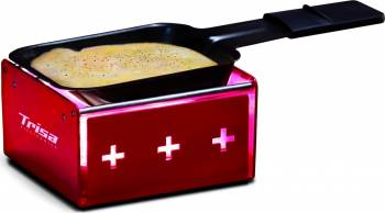 Raclette Trisa My Raclette 7572 8300 Red Gratare electrice