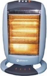 Radiator cu halogen Rohnson R026 1600W 4 nivele de incalzire Aparate de incalzire