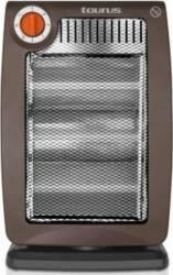 Radiator cu halogen Taurus HALOGEN 3H 1200W 3 trepte de putere 400W/ 800W /1200W Aparate de incalzire