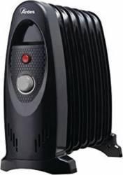 Radiator electric cu ulei Ardes 7 elementi 600 W Aparate de incalzire
