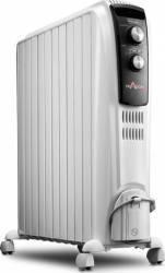 Radiator electric cu ulei DeLonghi TRD41025, 10 elementi, 2500W Aparate de incalzire