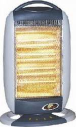 Radiator Serreno SER-HG160B halogen 1200/2000W, Protectie supraincalzire