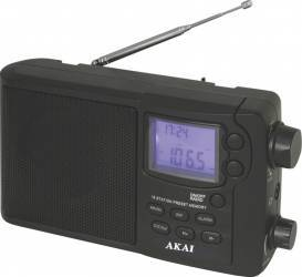 Radio Akai APR-2418 Ceasuri si Radio cu ceas