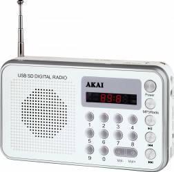 Radio Akai DR002A-521 Ceasuri si Radio cu ceas